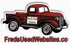 Freds Used Websites