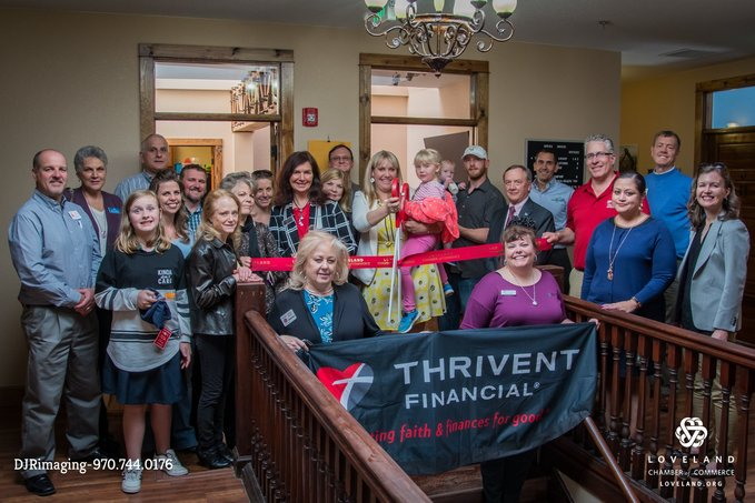 Thrivent Financial- Leah Johnson