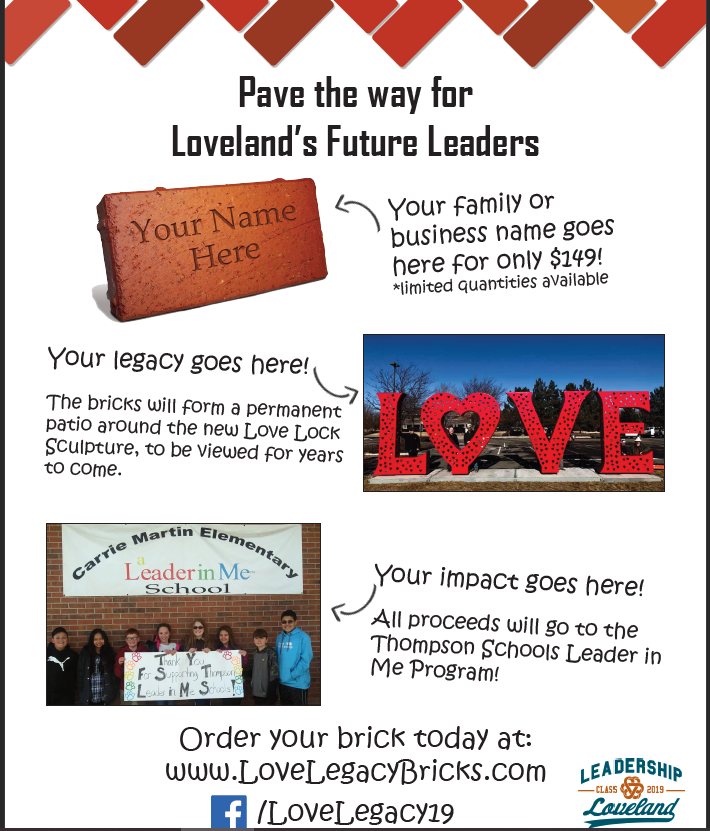 Love Legacy Bricks